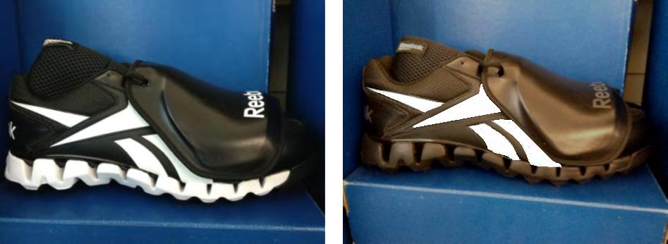 pretty nice 7b1d4 5a16d reebok zig plate shoes