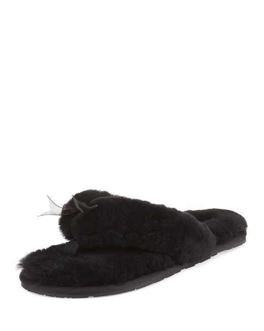 ugg-australia-black-fluff-shearling-fur-flip-flop-slipper-product-0-555472616-normal.jpeg