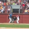 Ball knocked out on tag - last post by johnnyg08