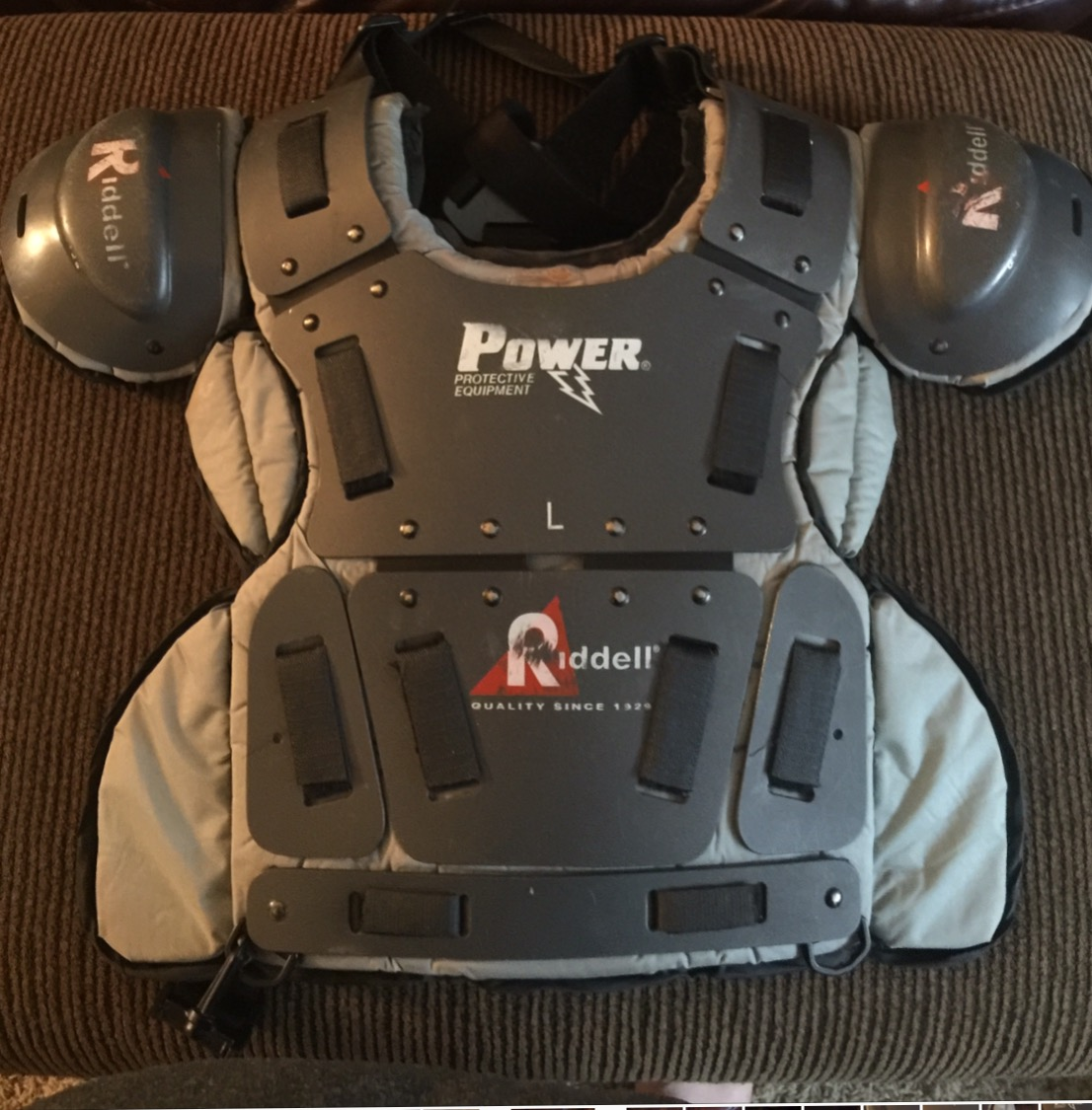Riddell Power 2.0 - Umpire Equipment - Umpire-Empire