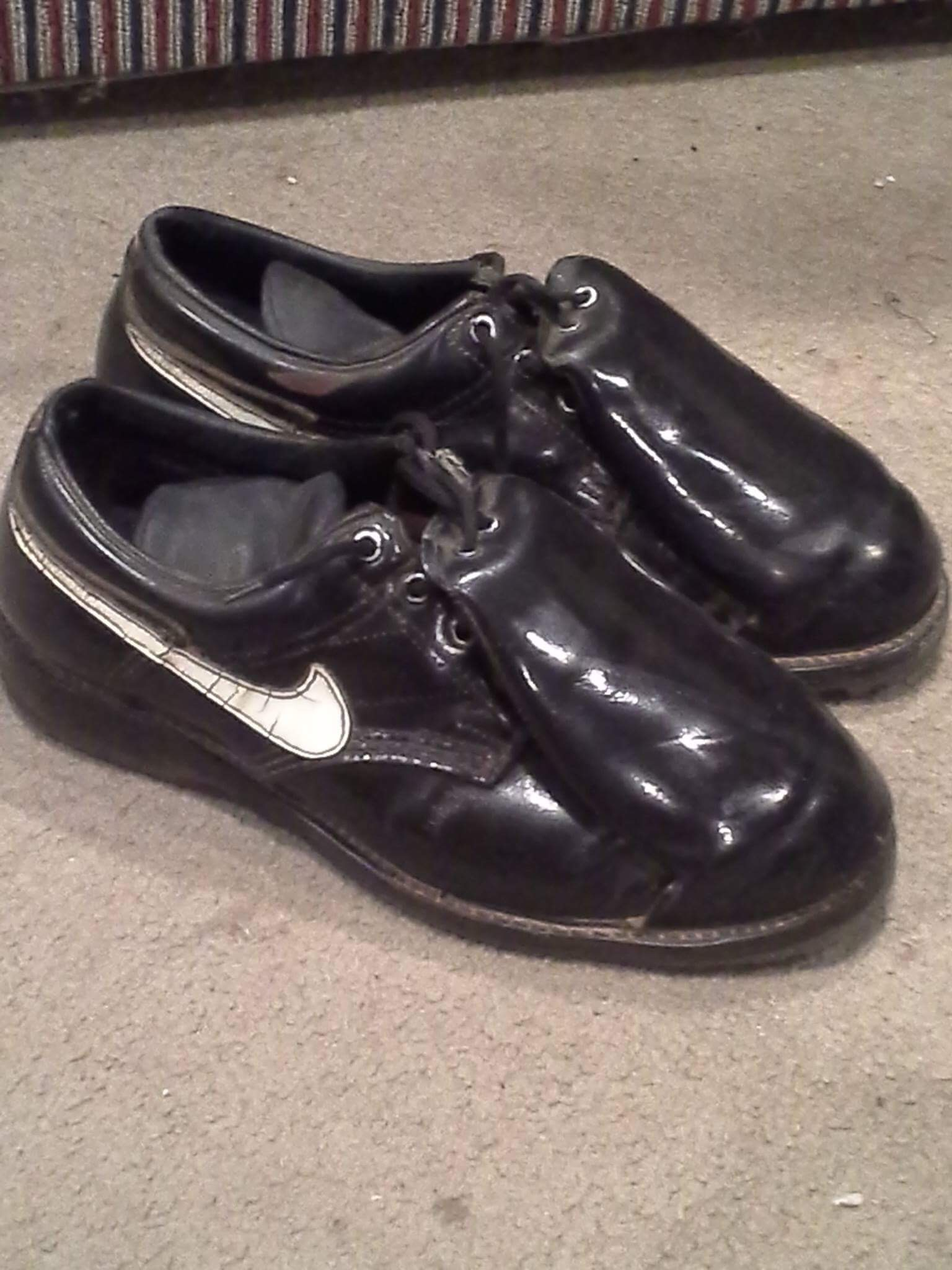 promo code 7d049 86790 Nike plate shoes  Old school guys needed. - Umpire Equipment ...