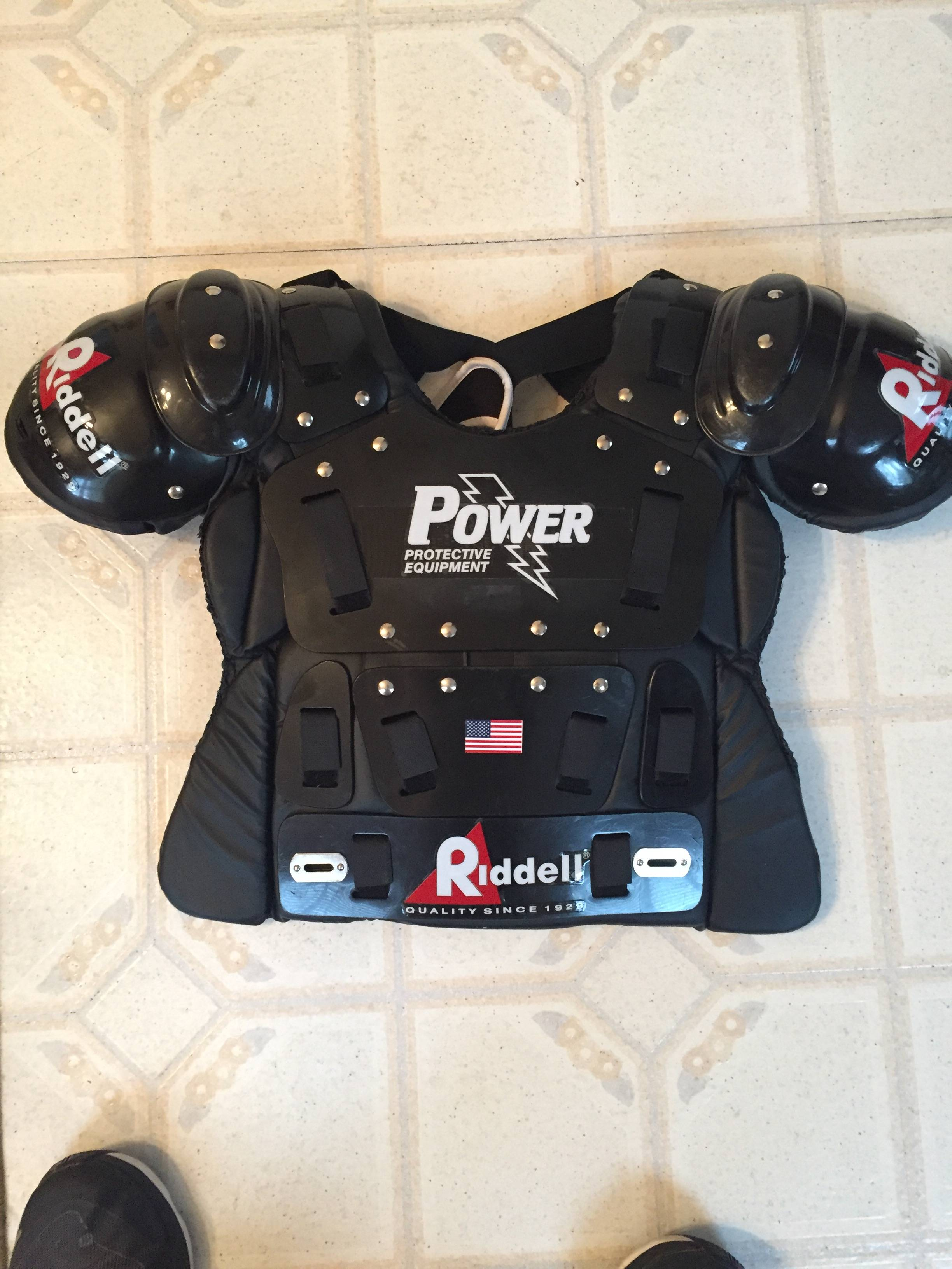 Riddell Power Umpire Stickers $10 each or 4 for $30 - Buy, Sell or ...